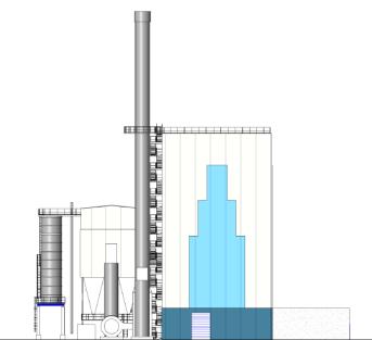 Utilisation d'énergies renouvelables en remplacement de fioul lourd pour la production de vapeur du site industriel de Mimizan (Gascogne Papier et Gascogne Sacs)