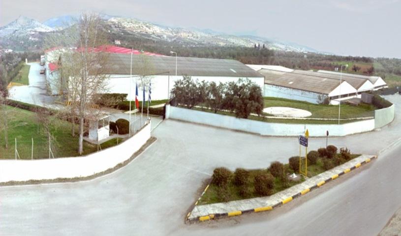 Gascogne Sack, Vassiliko, Grèce